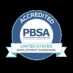 PBSA Accreditation Logo.