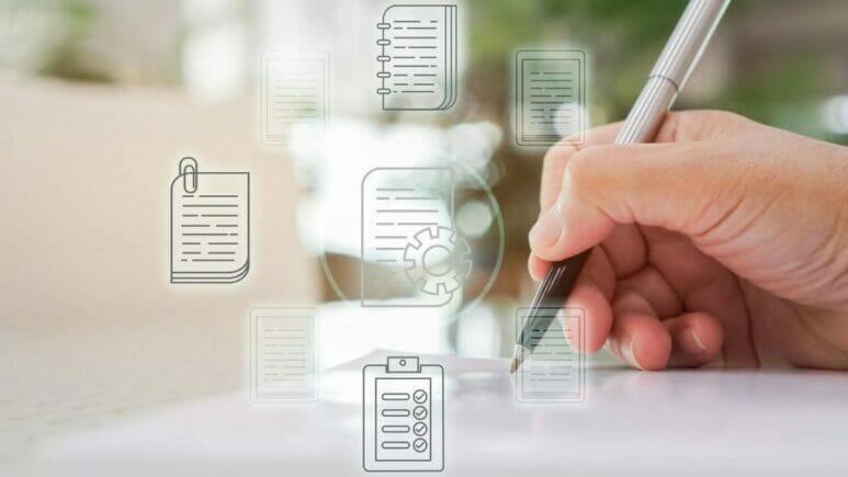 ats integration virtual documents